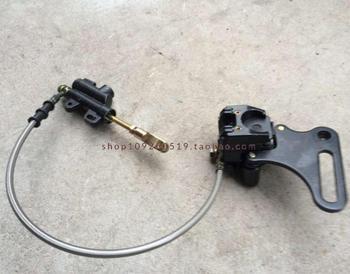 La motocicleta de aluminio bomba de freno trasero pinza Kit de cilindro para KTM SX XC SXF XCF FC TC FS FX 125, 150, 250, 300, 350, 450 de la bici de la suciedad