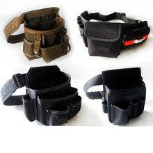 Sac de rangement étanche multifonction, tissu Oxford, sac de rangement étanche pour outils, pochette de poche de taille, pochette de transport pour vis, clous perceuse foret