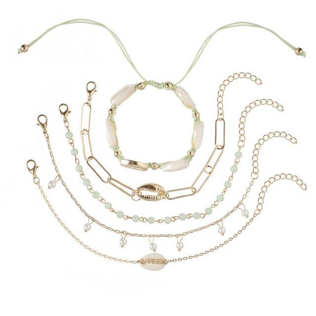 Acheter Bracelet coquillage bohème