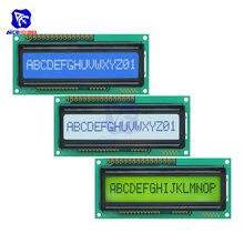 Цифровой модуль diymore 1601 с ЖК-дисплеем 16X1, ЖК-модуль LCM STN spc780d KS0066 для Arduino UNO R3 3D принтера 5 В