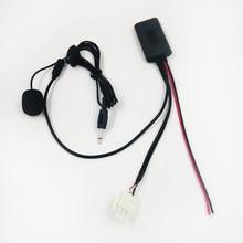 Biurko 150CM silnik Bluetooth 5.0 przewód Aux mikrofon bezprzewodowy okablowania dla Goldwing GL1800