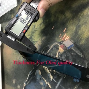 Image 5 - AMOLED LCD Display For Samsung Galaxy J7 Pro 2017 J730 J730F J730FM LCD Display Touch Screen Digitizer Assembly LCD J730
