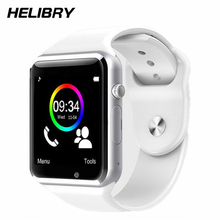 цена на In Stock Bluetooth Smart Watch DZ09 Support SIM TF Card for Android iOS with Camera Remote Control Smartwatch Phone  A1 PK V8