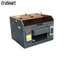 Erasmart Dx5 Printer Uv A3 Printer Uv Botol Printer untuk Tas Disk U Printing(China)