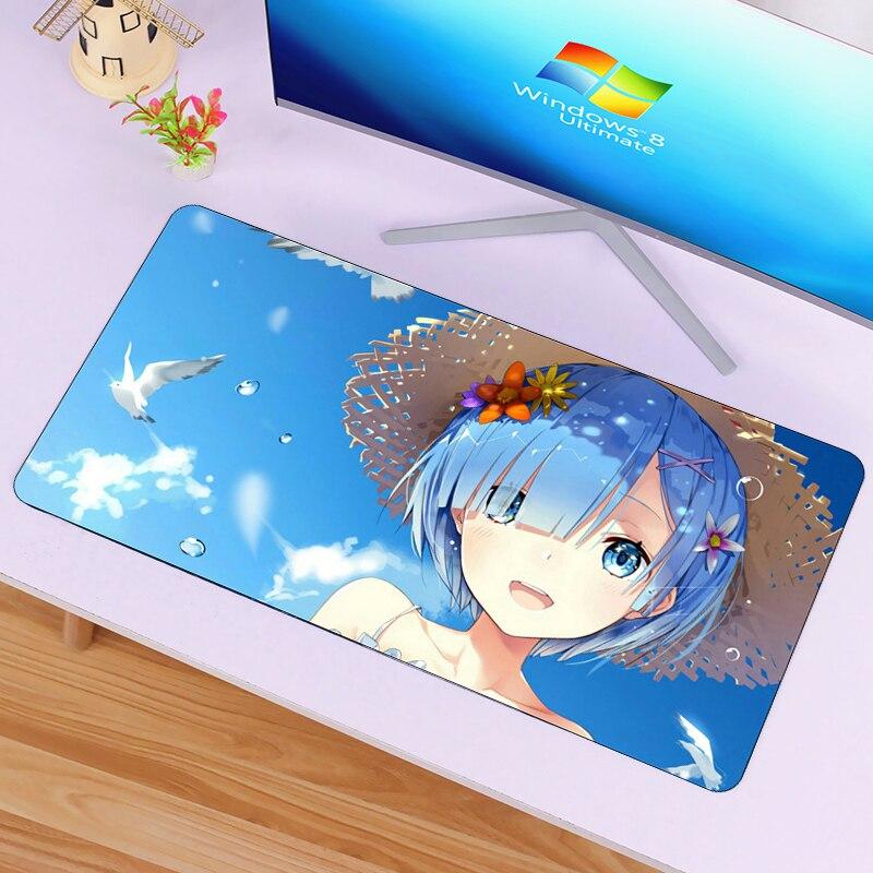 mousepad gamer gaming mouse pad xl borda