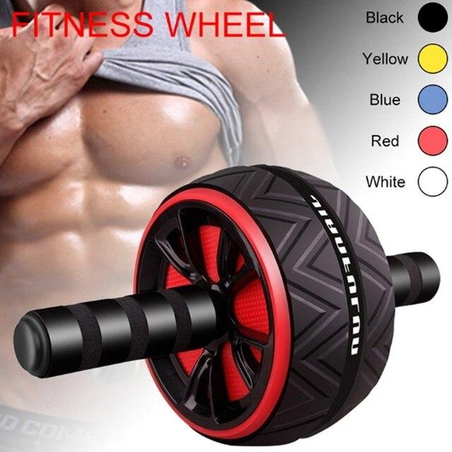 Abdominal Roller Exercise Wheel  1