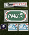 2020 Coupe de france, патч, французская Лига, Кубок, все sponsor Badge