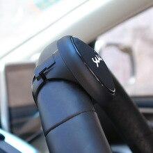 Автомобильный усилитель рулевого колеса, креативный, высший сорт, тип подшипника, тележка, грузовик, одна рука, покрытие для поворотов, противоскользящий, универсальный