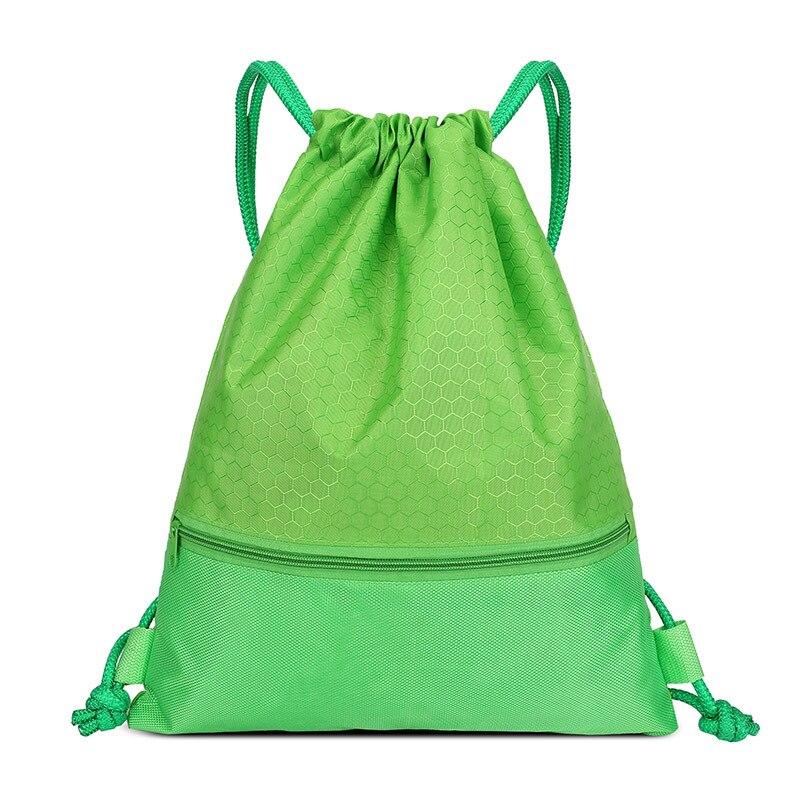 Football Basketball Bag Sports Bag Training Package Customizable Bag Drawstring Backpack Sports Gym Bag
