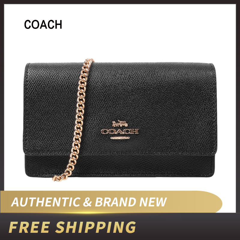 Authentic Original & Brand New Coach F87762 Boxed Flap Belt Bag
