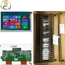Direct selling TTL Interface7-inch AT070TN83 V.1 tela LCD Resolução 800*480 Brightness300Contrast 500:1