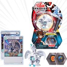 Gift Warrior Genuine-Bakugan-Upgrade Toy Dinosaur New-Card Light Catapult Alien Pegasus