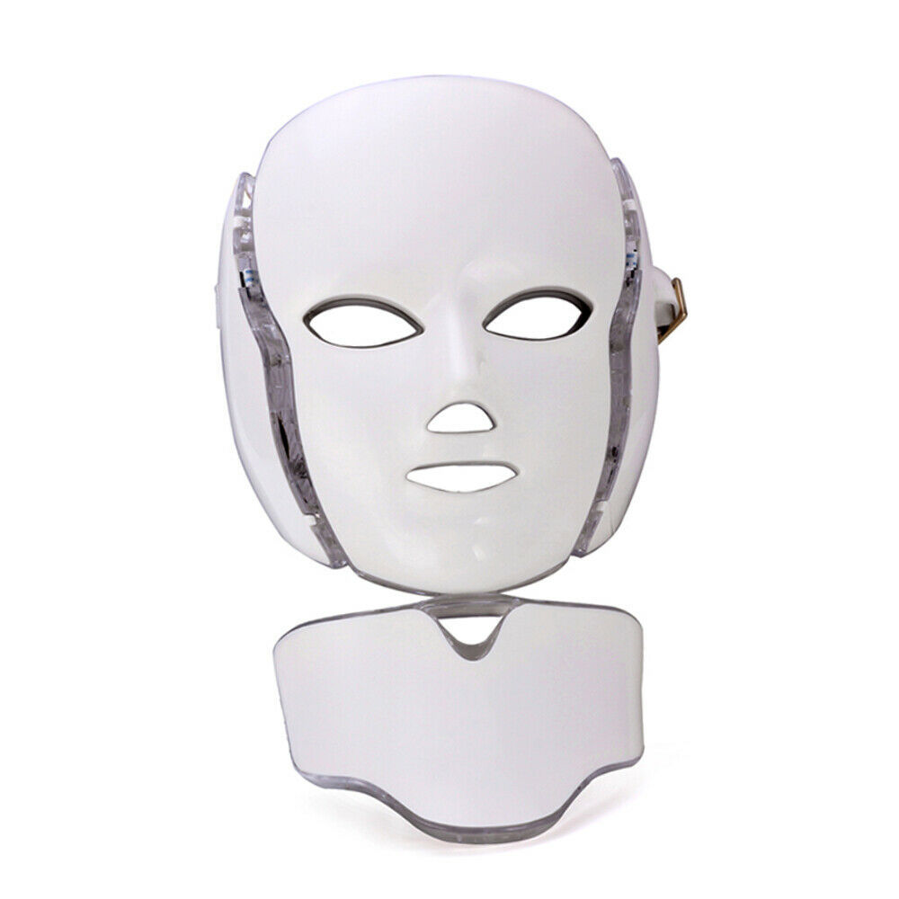 PDT Led Therapy Light Device 7 Colors Facial Body Beauty SPA PDT Mask Skin Tighten Rejuvenation Wrinkle Remover Acne Device