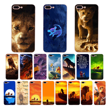 HOUSTMUST For iphone 7 6 x phone case Lion king soft cover 8 6s plus xs max xr 5s se 10 5 cartoon shell Luxury Funda Coque Capa android 8 car dvd player gps navigation for mazda cx 7 2008 2015 multimedia headunit stereo tape recorder 2 din radio