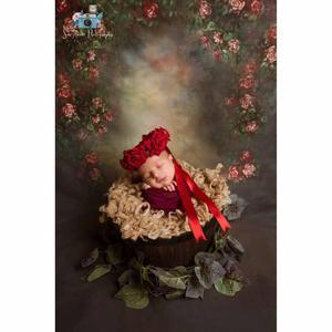 Image 3 - NeoBack primavera pasqua floreale neonato Photocall sfondo fotografico Studio professionale grandi sfondi fotografici pronto