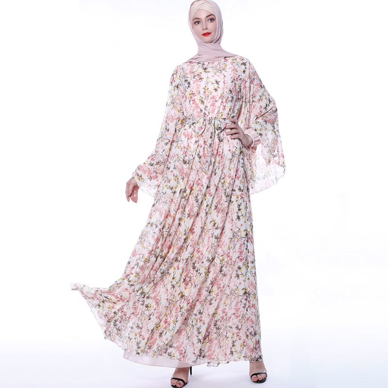 Vestidos Abaya turquie islamique arabe Hijab Robe musulmane longue Robe Caftan dubaï arabe Caftan Robe Robe Femme Musulman turquie Robe