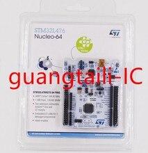 1 pces NUCLEO L476RG com placa do núcleo de stm32l476rgt6 mcu