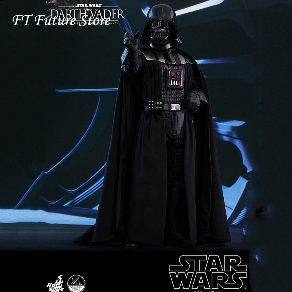Collectible In Stock Hot Toys -QS013 - Star Wars Episode VI: Return of the Jedi 1/4 Scale Full Set Darth Vader Acton Figure image