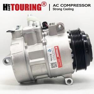 Image 4 - For 6SEU16C ac compressor Mercedes W204 S204 W212 S212 X204 A207 C207 A0012305011 0012305011 0022303111 A0022303811 A0022305111