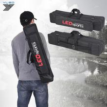 цена на Outdoor 3 layer Fishing Bags Multi-Purpose Thicken Canvas Material Waterproof Durable Case Fishing Rod Bag Fishing Tackle Bag