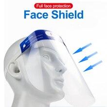 5/10 шт лицевой щиток защитный лицевой щиток защитные крышки полностью прозрачное глаз защитный лицевой экран Безопасность защитный лицевой щиток HD перспектива