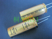 2PCS NEW RUBYCON SV 570V120UF 18x45MM power amplifier filter 120UF 570V hifi audio 120uf/570v hot sale Gold