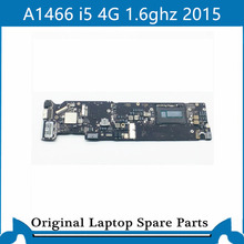 Tested Working Genuine A1466 Motherboar for Macbook Air 13 inch Logic Board 820-00165-A Main Board i5 4G 1.6ghz 2015