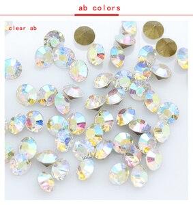 SS1 SS47 к требованиям заказчика; Сверкающие; Драгоценные камни круглой остроконечные Стразы ab crystal со стразами идеально сочетаются с нарядным стеклянные стразы алмаз нейл арта украшения ювелирных изделий Стразы      АлиЭкспресс