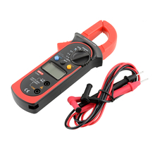 NEW UNI-T UT201 current Digital Clamp Multimeter CE DC Volt Amp Voltmeter