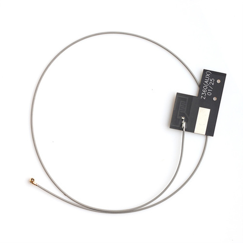 New 1 Pair Universal Laptop IPEX U.FL Internal Antenna For Mini PCI-E Wireless Wifi Card Intel 7260HMW 3G/4G Module