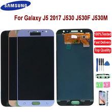 5 2 #8222 wyświetlacz LCD do Samsung Galaxy J5 Pro 2017 J530 SM-J530 J530M wyświetlacz ekran dotykowy Digitizer zgromadzenie dla J5Pro J530 ekran tanie tanio CN (pochodzenie) Pojemnościowy ekran 1280x720 3 Galaxy J5 Pro 2017 J530 SM-J530F J530M LCD i ekran dotykowy Digitizer