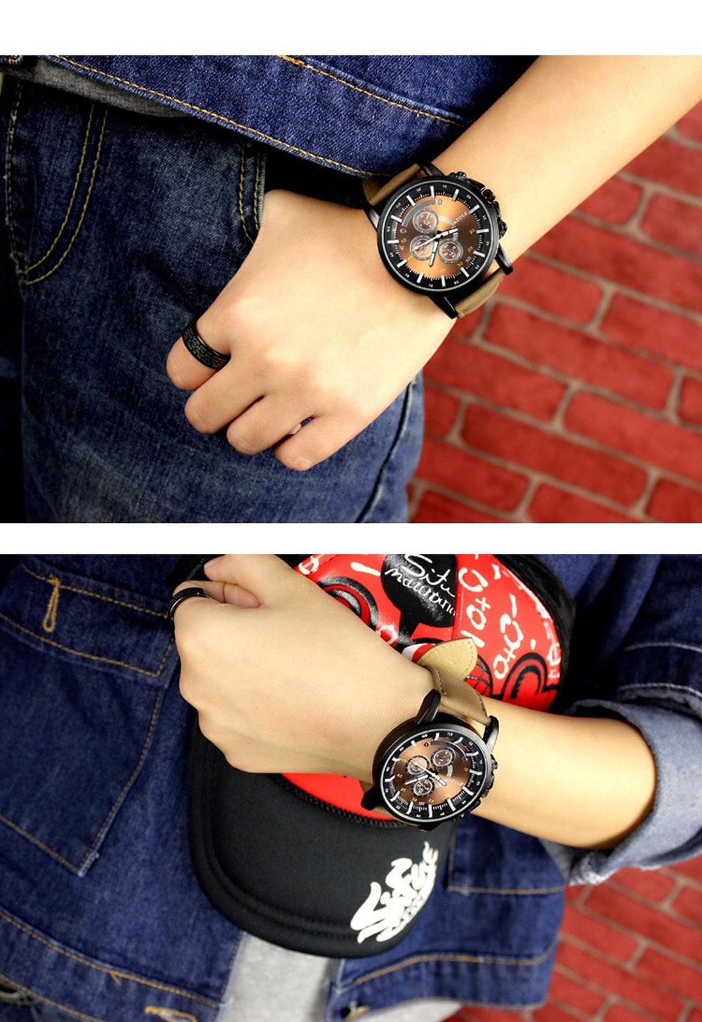 Montre-Bracelet Dames De Mode 6