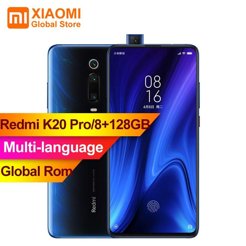 Global Rom Xiaomi Redmi K20 Pro 8GB RAM 128GB ROM Snapdragon 855 Octa Core 6.39