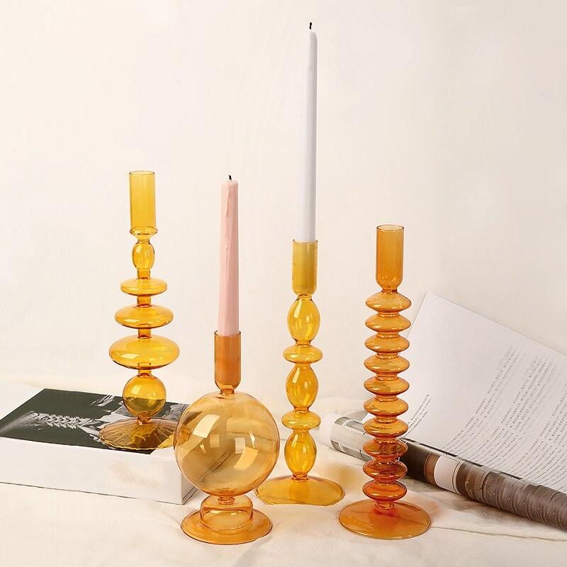 Ваза для цветов для домашнего декора, стеклянная ваза для цветов, стеклянные украшения для террариума, деревенская ваза, скандинавский стил...