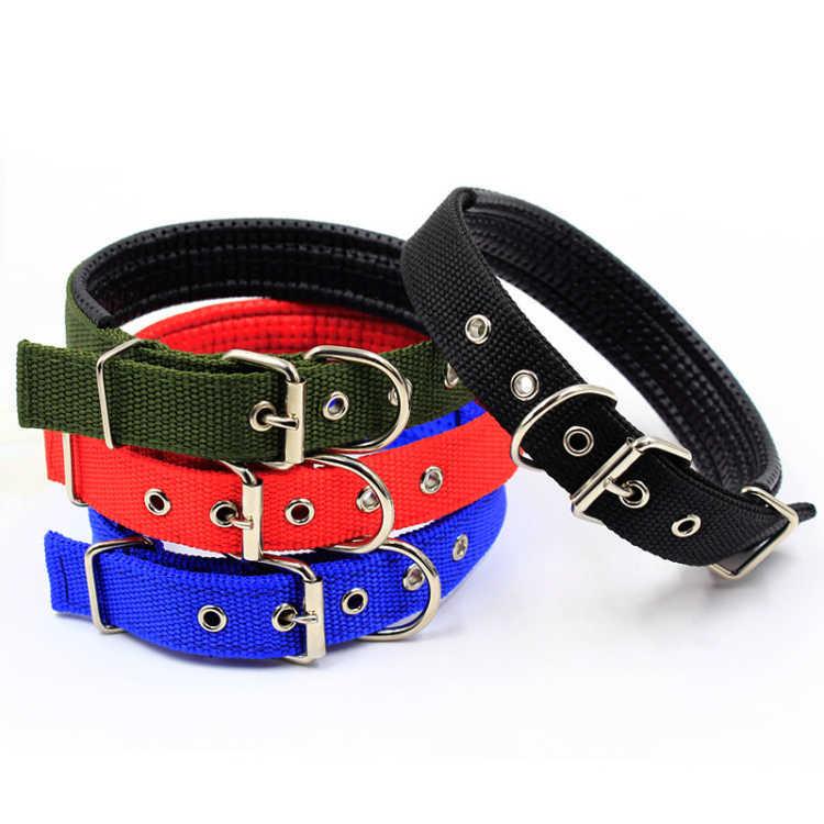Buy 2 Get 1 Dog Neck Ring Collar Dog Adjustable Neck Ring Teddy Golden Retriever Pet Bandana Cat Small And Medium-sized Dogs