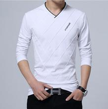 2019 New Summer Spring Women and Mens Long Sleeve Cotton Tshirts Fashion Casual O-Neck T-Shirts M-XXL 3639-70