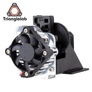 Image 3 - Trianglelab Titan Extruder Full Kit Titan Aero V6 Hotend Extruder Full Kit Reprap Mk8 i3 Compatible TEVO ANET I3 3d Printer