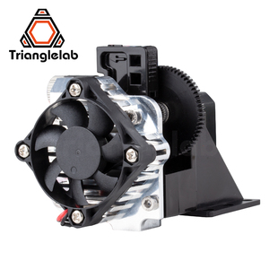 Image 4 - Trianglelab titan extruder full kit Titan Aero V6 hotend extruder full kit reprap mk8 i3 Compatible TEVO ANET I3 3d printer