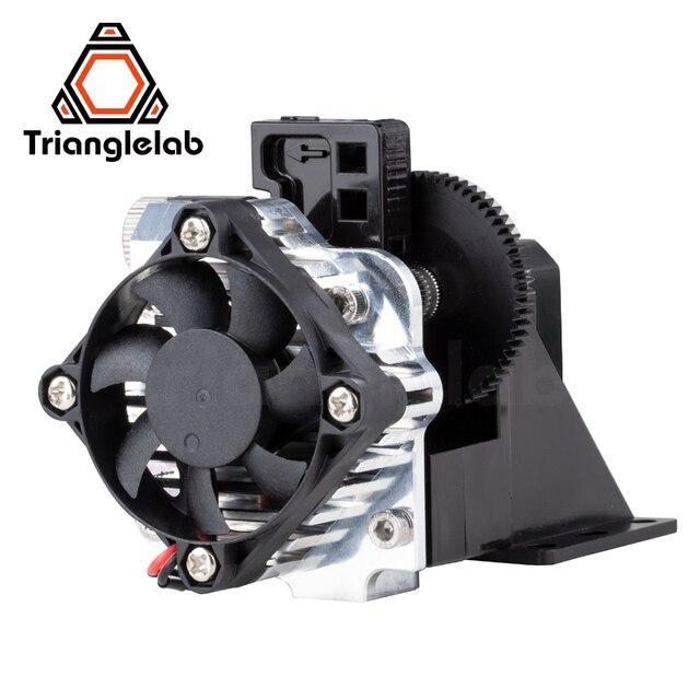 Trianglelab titan dextrudeuse kit complet Titan Aero V6 hotend dextrudeuse kit complet reprap mk8 i3 Compatible TEVO ANET I3 3d imprimante