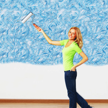 Самодельная краска для стен из ксилемного волокна материал покрытия
