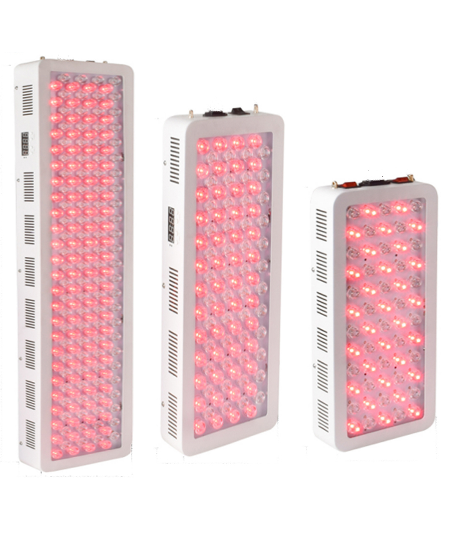 300W 500W 1000W 660nm Red Light Therapy 850nm Near Infrared Therapy Light LED Full Body Skin And Tissue Therapy, LED Grow Light