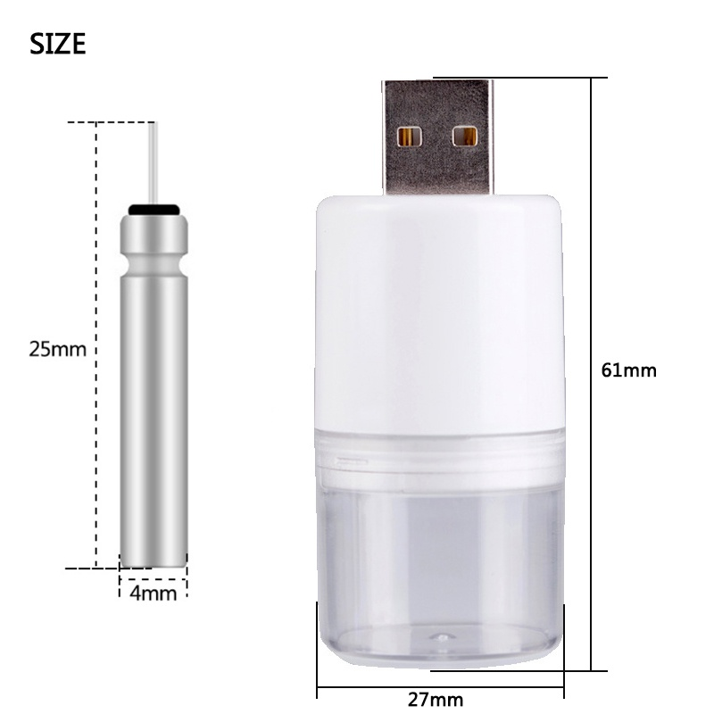USB Charger Fishing Float Rechargeable Battery CR425 Charger For Electronic Floats Batteries Float Battery Electric Charging