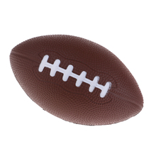 2x полиуретановая пена Американский Футбол открытый тренировочный мяч для детей молодежи
