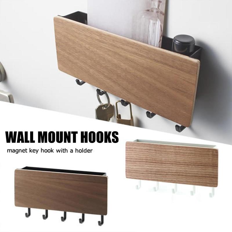 Wall Mounted Key Holder Chain Rack