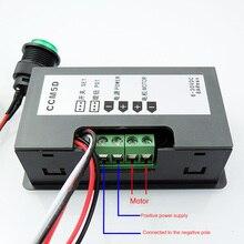 Regulator Speed-Controller CCM5D Start-Stop-Switch Led-Display Stepless Adjustable DC6V