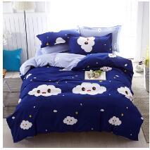 59 комплектов постельного белья, двуспальный комплект постельного белья с зелеными листьями и цветами, пододеяльник, наволочки, детское пос