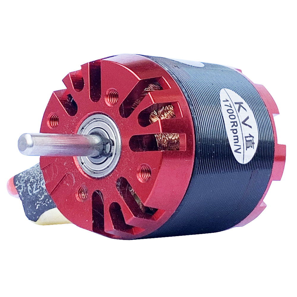 1pc N3536 Rc Multicopter Motor Brushless Outrunner Motor Strong Power Supply 1700KV High Speed With Large Thrust