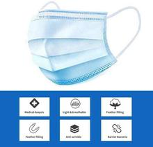 N95 Mask Antivirus Masks KN95 Surgical Face Mask Medical Mask Mascherine Antivirus Coronavirus Disposable Masks Filter FFP3 FFP2