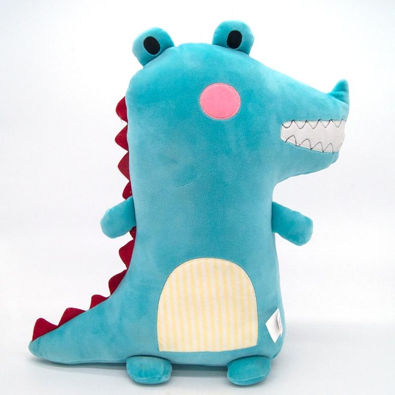 Плюшевые мягкие игрушки динозавр Альпака моль Подушка Мягкие животные для детей девочек мальчиков детская диадема