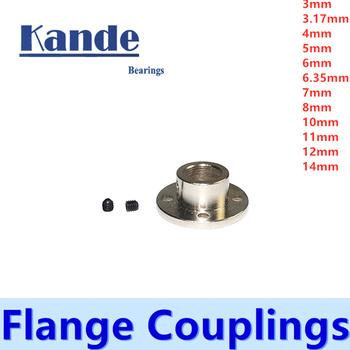 Kande sprzęgło wału sztywne sprzęgło kołnierzowe Dropshipping 3mm do 6 Mm sprzęgło transmisyjne łożysko kołnierzowe tanie i dobre opinie KANDE BEARINGS CN (pochodzenie) NONE disc STEEL Rigid flange coupling Standardowy TWARDE